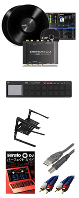 Denon(デノン) / DS1 & Korg(コルグ) / nano PAD2 セット  4大特典セット