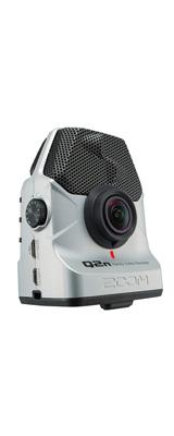 Zoom(ズーム) /Q2n/S Handy Video Recorder (シルバー)- フルHD撮影対応 ハンディ・ビデオ・レコーダー -