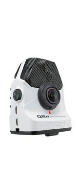 Zoom(ズーム) / Q2n/W Handy Video Recorder(ホワイト) - フルHD撮影対応 ハンディ・ビデオ・レコーダー -