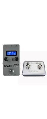【専用フットスイッチ付】SINGLUR SOUND(シングラー・サウンド) / BeatBuddy_ MINI 2/Footswitch+ バンドル -  ドラムマシン -