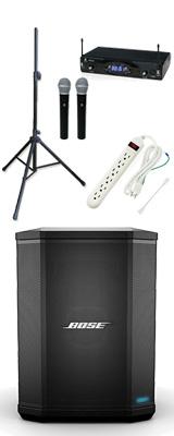 【KWSワイヤレスマイク2本セット】  S1 Pro / KWS-2H/H -Bluetooth対応-  《 講演 ・イベントに最適 》 1大特典セット