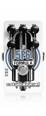 Catalinbread(カタリンブレッド) / Formula 5F6 - オーバードライブ - 《ギターエフェクター》  1大特典セット
