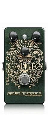 Catalinbread(カタリンブレッド) / Galileo MKII - オーバードライブ - 《ギターエフェクター》 1大特典セット