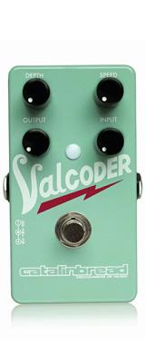 Catalinbread(カタリンブレッド) / Valcoder - トレモロ・ヴィブラート - 《ギターエフェクター》 1大特典セット