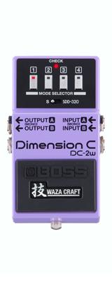 Boss(ボス) / DC-2W - コーラス  - 《ギターエフェクター》 1大特典セット