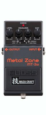 Boss(ボス) / MT-2W - ディストーション - 《ギターエフェクター》 2大特典セット