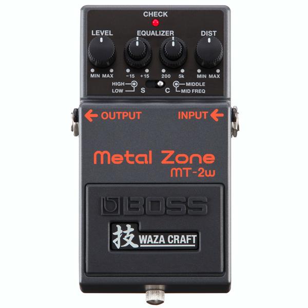 Boss(ボス) / MT-2W - ディストーション - 《ギターエフェクター》 【10月19日発売予定】