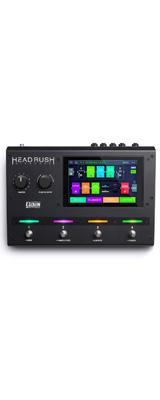 HEADRUSH(ヘッドラッシュ) / Gigboard アンプモデリングプロセッサー 《ギターマルチエフェクター》 1大特典セット
