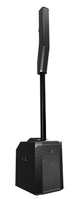 Electro-Voice(エレクトロボイス) / EVOLVE 50 - ( ブラック ) ポータブルPAシステム - 《カフェ・バーのミニライブ・イベントにオススメ》 1大特典セット