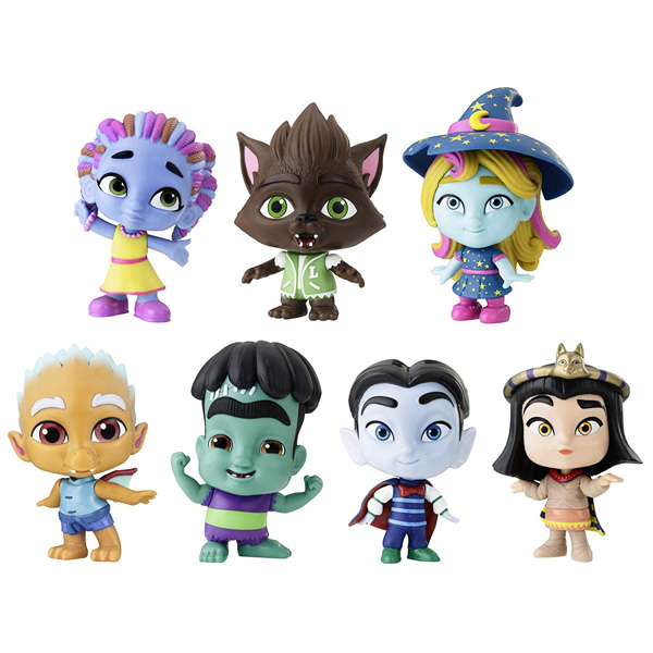 Hasbro Toys / Netflix Super Monsters Figures  スーパーモンスターズ 7体セット- フィギュア -