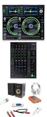 SC5000 Prime / X1800 Prime 期間限定ハッピーセット 19大特典セット