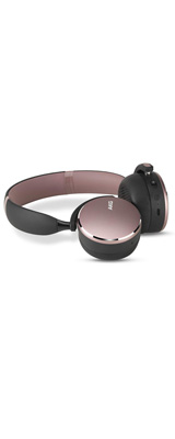 AKG(アーカーゲー) / Y500 WIRELESS (PINK) - 密閉ダイナミック型 Bluetoothワイヤレスヘッドホン - 1大特典セット