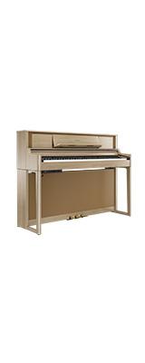 Roland(ローランド) / LX705-LAS ( ライトオーク調仕上げ ) 【楽譜集・専用高低自在椅子付属】 -デジタル・ピアノ - 【全国配送・組立設置無料(※離島は除く・代引き不可)】