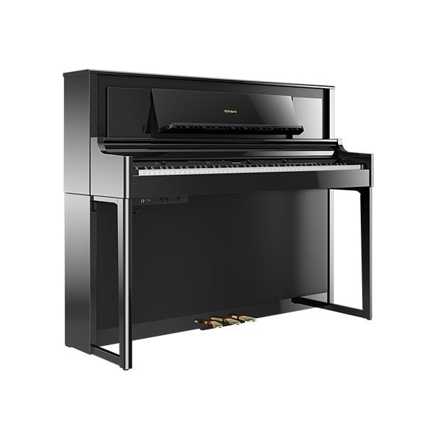Roland(ローランド) / LX706-PES ( 黒塗鏡面艶出し塗装仕上げ ) - デジタルピアノ 電子ピアノ - 【配送設置無料・代引き払い不可】 ~発売日未定~