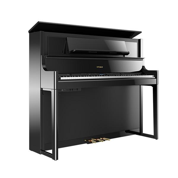Roland(ローランド) / LX708-PES ( 黒塗鏡面艶出し塗装仕上げ ) - デジタルピアノ 電子ピアノ - 【配送設置無料・代引き払い不可】~発売日:11月23日~