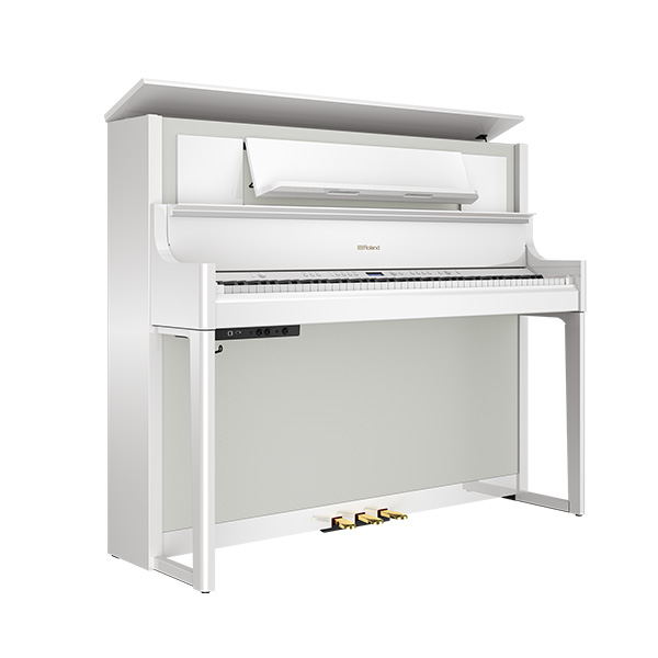Roland(ローランド) / LX708-PWS ( 白塗鏡面艶出し塗装仕上げ ) - デジタルピアノ 電子ピアノ - 【配送設置無料・代引き払い不可】~発売日:11月23日~