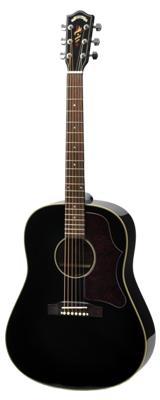 アウトレット品 Japan Tune-up Series!! Headway(ヘッドウェイ) / HJ-560S BLK(ブラック) アコースティックギター 【ギグケース付属】