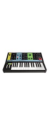 Moog(モーグ) / Grandmother セミモジュラー ・ アナログシンセサイザー 1大特典セット