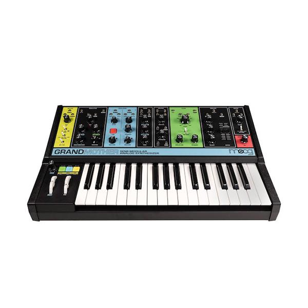 Moog(モーグ) / Grandmother - セミモジュラー ・ アナログシンセサイザー - 1大特典セット