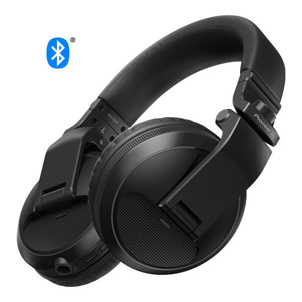 Pioneer(パイオニア) / HDJ-X5BT-K (メタリックブラック) -  DJ用ヘッドホン - 1大特典セット