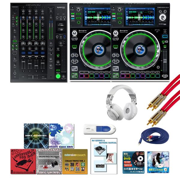 【超数量限定】Denon(デノン) / SC5000 Prime&X1800 Prime セット 12大特典セット