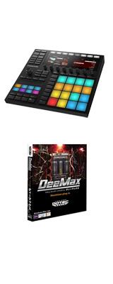 MASCHINE MK3 / Native Instruments(ネイティブインストゥルメンツ) 【音圧アップ!Deemaxプレゼント】 4大特典セット