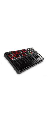 Akai(アカイ) / MPK mini MK2 Black 【MPC Essentials付属】- ベロシティ対応25鍵MIDIキーボード・コントローラー
