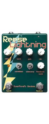 Dwarfcraft Devices(ドワーフクラフトフェヴァイセズ) / Reese Lightning - ファズ - 《ギターエフェクター》 【ACアダプタープレゼント!】 1大特典セット
