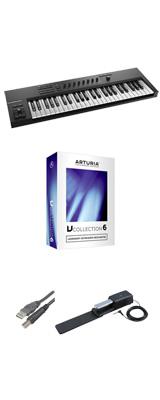 KOMPLETE KONTROL A49 / V COLLECTION 6 セット 2大特典セット