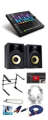 MASCHINE JAM / StudioScope 4 激安定番セット 8大特典セット