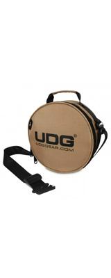 UDG / Ultimate DIGI ヘッドフォンバッグ ゴールド (U9950GD) - ヘッドホンケース