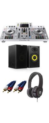 【期間限定】Pioneer (パイオニア) / XDJ-RX2-W【rekordbox dj無償対応】ヘッドホン&スピーカー付きクリスマスセット 5大特典セット