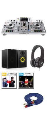 Pioneer (パイオニア) / XDJ-RX2-W ヘッドホン&スピーカー付きセット【rekordbox dj無償対応】 5大特典セット