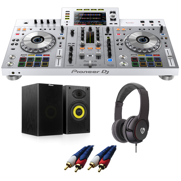 【期間限定】Pioneer (パイオニア) / XDJ-RX2-W【rekordbox dj無償対応】ヘッドホン&スピーカー付きクリスマスセット