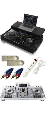 Pioneer (パイオニア) / XDJ-RX2-W 【rekordbox dj無償対応】 専用ハードケース激安初心者モバイルAセット 8大特典セット
