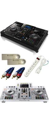 Pioneer (パイオニア) / XDJ-RX2-W 【rekordbox dj無償対応】 専用ハードケース激安初心者モバイルBセット 9大特典セット