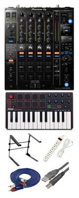 Pioneer (パイオニア) / DJM-900NXS2 & Akai / MPK MK2セット 4大特典セット