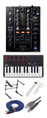 Pioneer (パイオニア) / DJM-450 & Akai / MPK MK2セット 4大特典セット