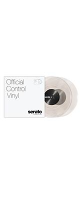 """V.A. / 10"""" Serato Control Vinyl (Pair) CLEAR [10"""" x 2]【セラートコントロールトーン収録 SERATO SCRATCH LIVE, SERATO DJ】"""