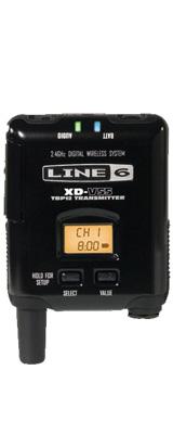 LINE6(ラインシックス) / V55BP - XD-V55用 12チャンネル ボディパック型 トランスミッター -