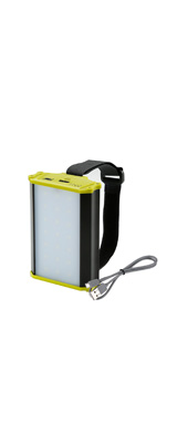 LE(Lighting EVER) / Rechargeable 330lm LED Camping Lantern - 充電式330lm/LEDキャンプ用ランタン/ 4400mAhパワーバンク/調光可能/マグネット付 -