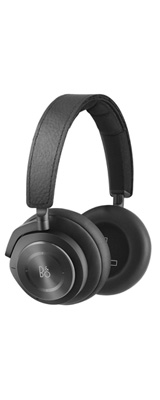 B&O PLAY / Beoplay H9i (BLACK) - Bluetooth対応 アクティブノイズキャンセル機能搭載 ワイヤレスヘッドホン - 1大特典セット