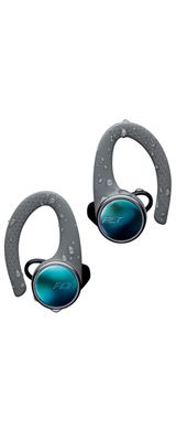 PLANTRONICS(プラントロニクス) / BackBeat FIT 3100 (Grey) スポーツ向け 防滴仕様 完全ワイヤレスイヤホン 1大特典セット