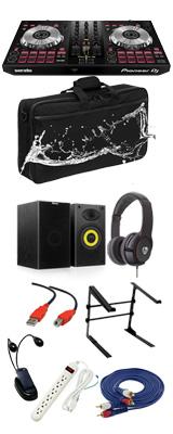 Pioneer(パイオニア) / DDJ-SB3 DJ初心者快適スタートセット【Serato DJ Lite 無償】 19大特典セット