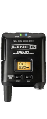 LINE6(ラインシックス) / TBP12 - Relay G90用 トランスミッター -