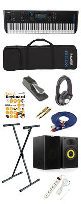 ■ご予約受付■ 【スターターセット】 YAMAHA(ヤマハ) / MODX7 - 76鍵盤 デジタルシンセサイザー - 3大特典セット