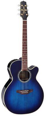 新品・新カラー Takamine(タカミネ) / DMP552C DBS(Deep Blue Sunburst) エレクトリック・アコースティック・ギター