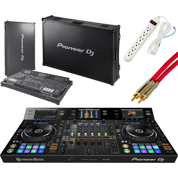 Pioneer(パイオニア) / DDJ-RZX 【rekordbox dj無償】 激安世界最上純正ハードケースセット 7大特典セット