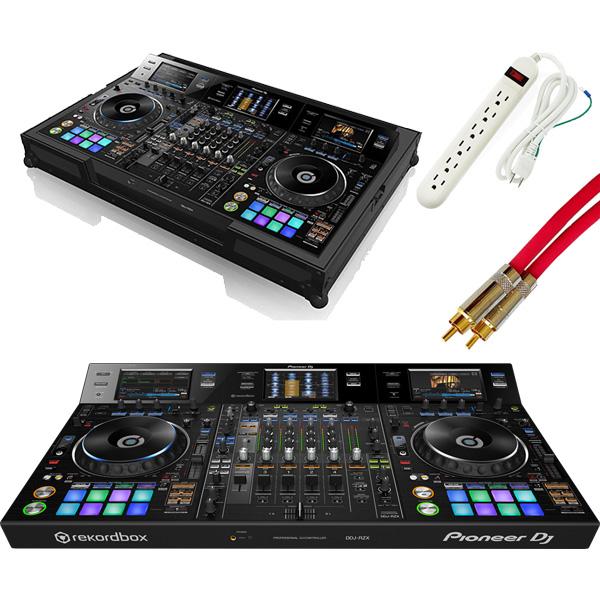 Pioneer(パイオニア) / DDJ-RZX 【rekordbox dj無償】 激安世界最上ハードケースセット 7大特典セット