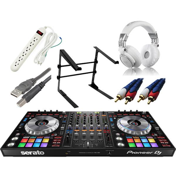 Pioneer(パイオニア) / DDJ-SZ2 【Serato DJ Pro無償】 激安プロ向けオススメCセット 15大特典セット